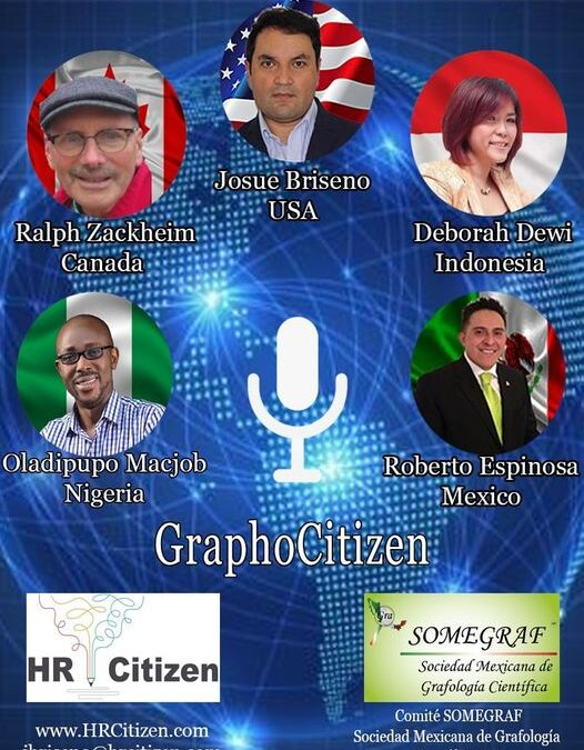 First International Podcast on Graphology in HR