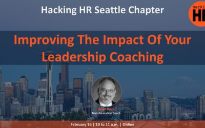 Improving the Impact Of Your Leadership Coaching